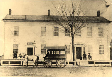 Hayes Inn 1838
