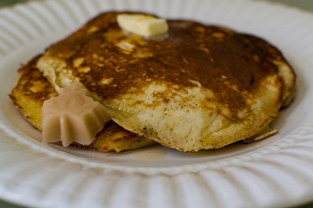 pancake maple syrup